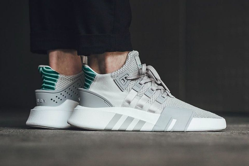 "new arrival 502c1 05bf9 An On-Feet Look at the adidas EQT Basketball ADV in ""GreySub"