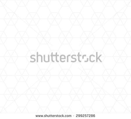 Seamless Subtle Gray Geometric Hexagonal Grid Pattern Patterns