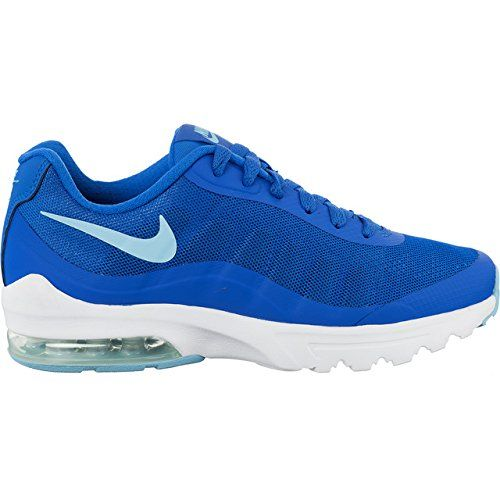the latest 329ea 448fe Womens Nike Air Max Invigor SoarTide Pool BlueWhite SM Apparel     Check  out the
