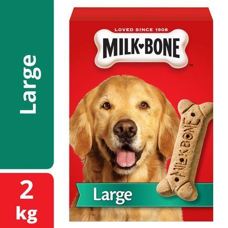 Milk Bone Original Large Dog Biscuits 2kg Large Milk Bone Dog