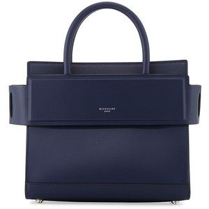 Givenchy Horizon Mini Leather Satchel Bag