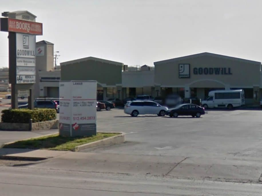 Human skull donated to Austin Goodwill store