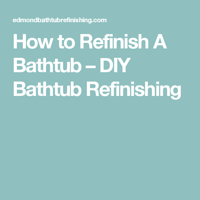 Bathtub refinishing http://www.bathtubrefinishingschool.com Peoria ...