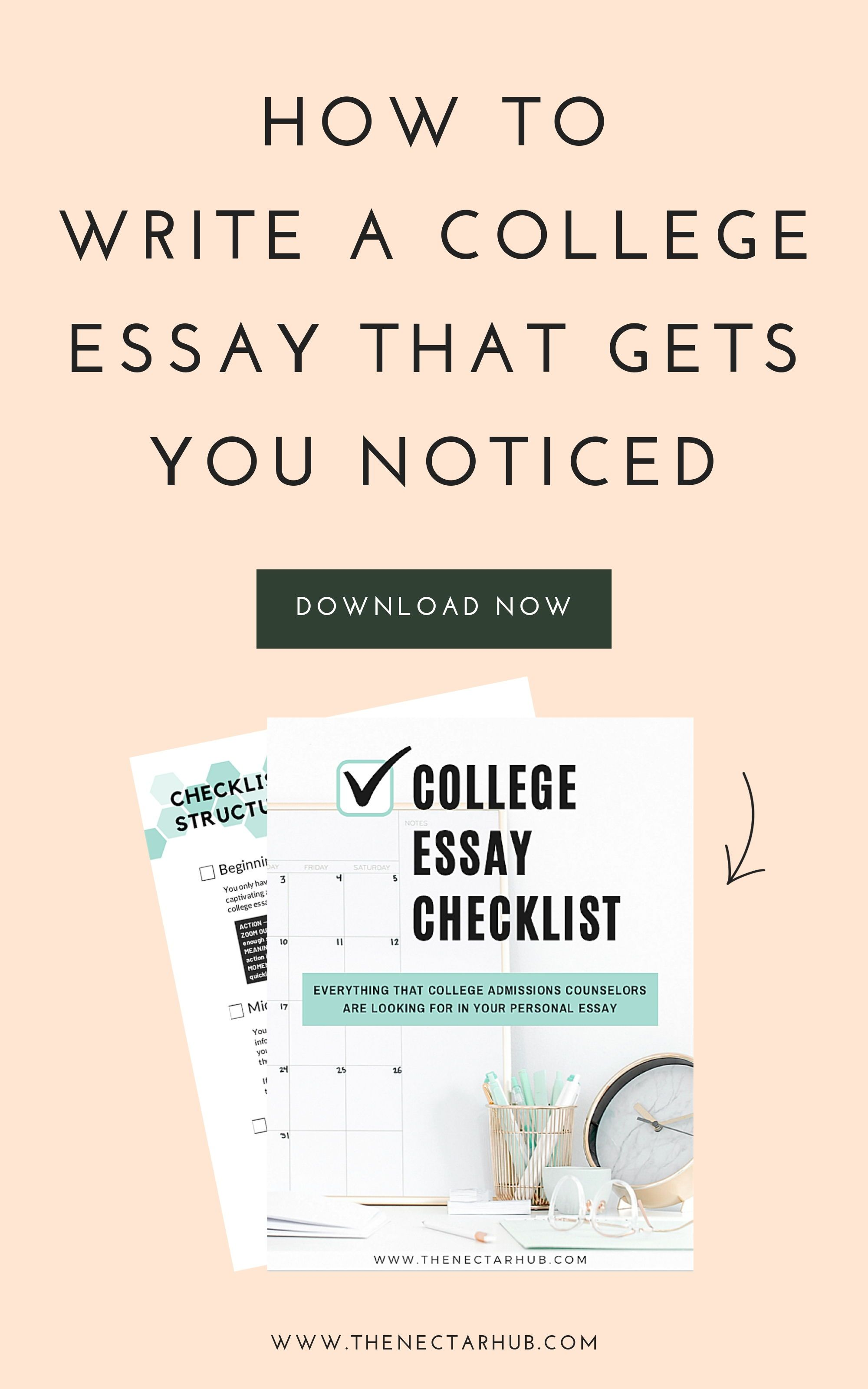 Do colleges count essay words