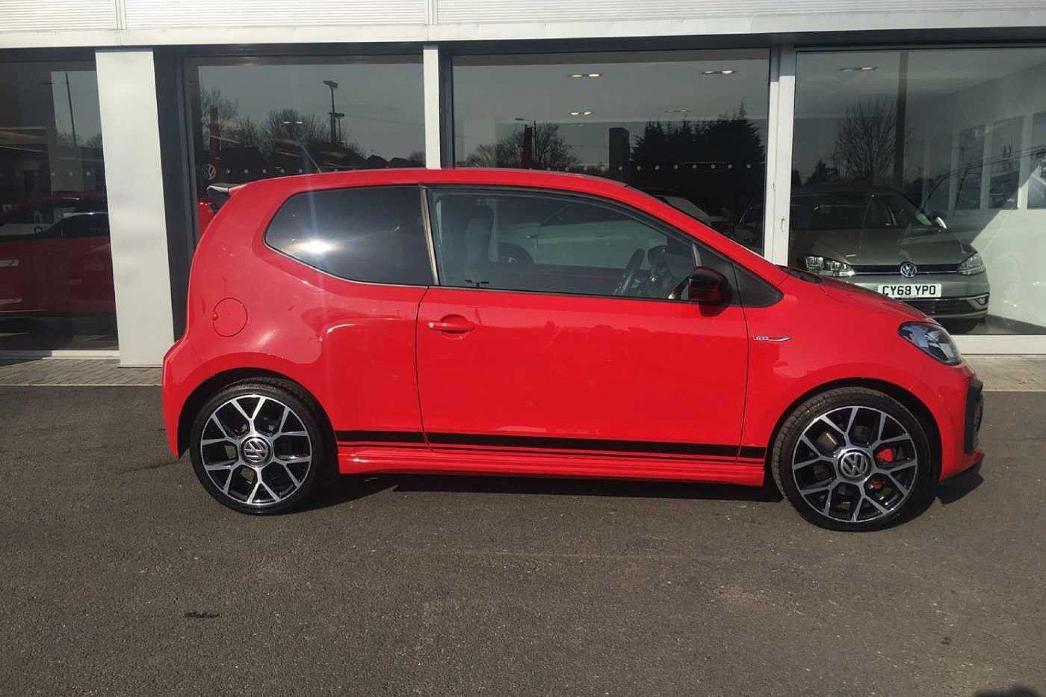 Volkswagen Up 1 0 115ps Up Gti 3dr Volkswagen Up Car Volkswagen