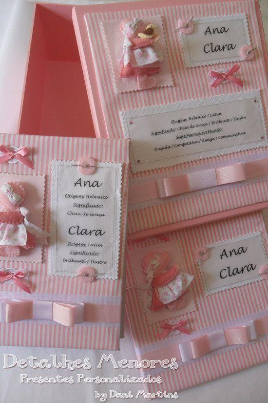 Álbuns e Caixa - CAMPONESA I - Detalhes Menores Presentes Personalizados - 54F68