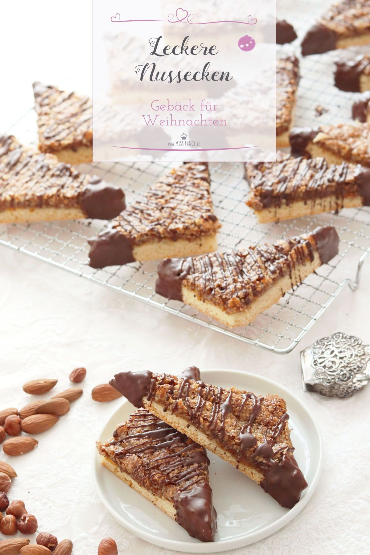 Photo of Classic nut corners in the Christmas season Miss Fancy – Everyday Recipes