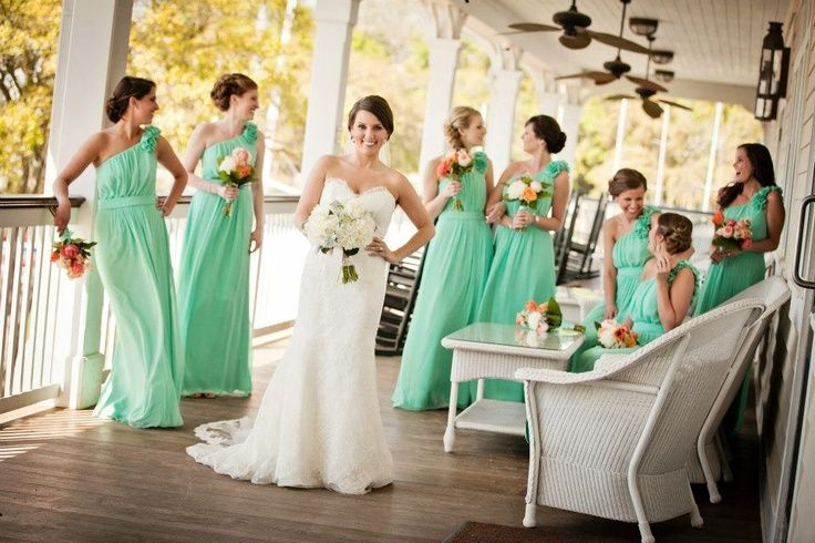 Mint Green And C Wedding Colors Google Search