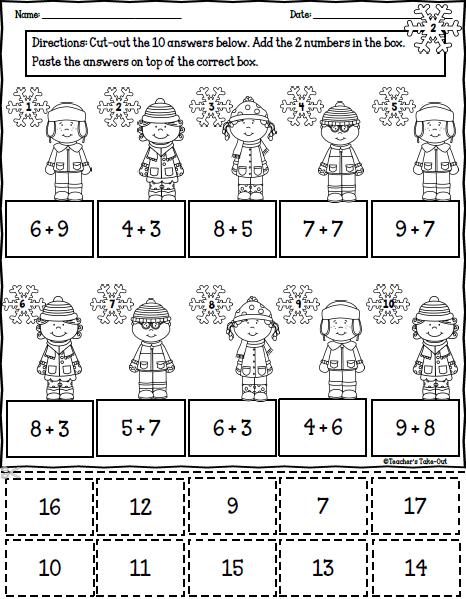 Pin On Grade 1 2 Math
