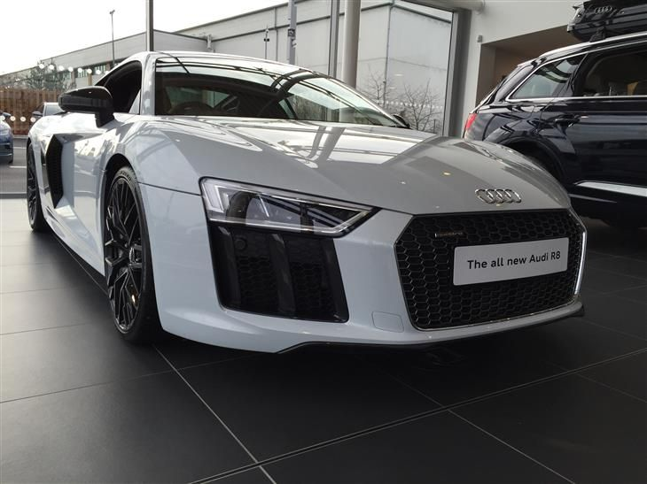 Used Audi R For Sale In Bedford Pistonheads Cars - Audi car used for sale