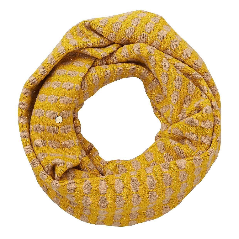 The Sahara Knit Scarf - Brighten up those grey days #mimco #winterwarmer