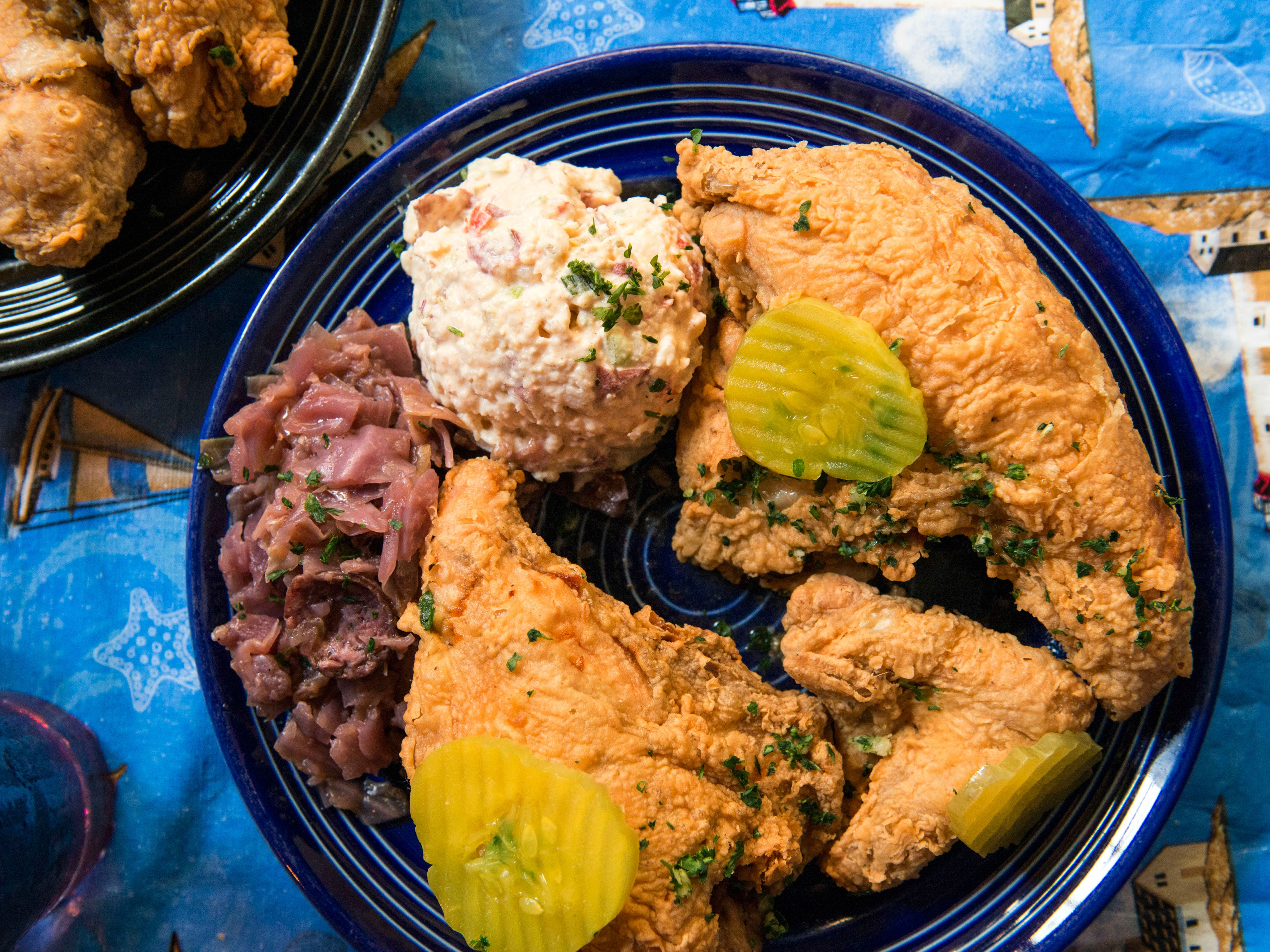 Jacques imos fried chicken recipe chicken recipes food jacques imos fried chicken chicken recipes food networkfried forumfinder Images