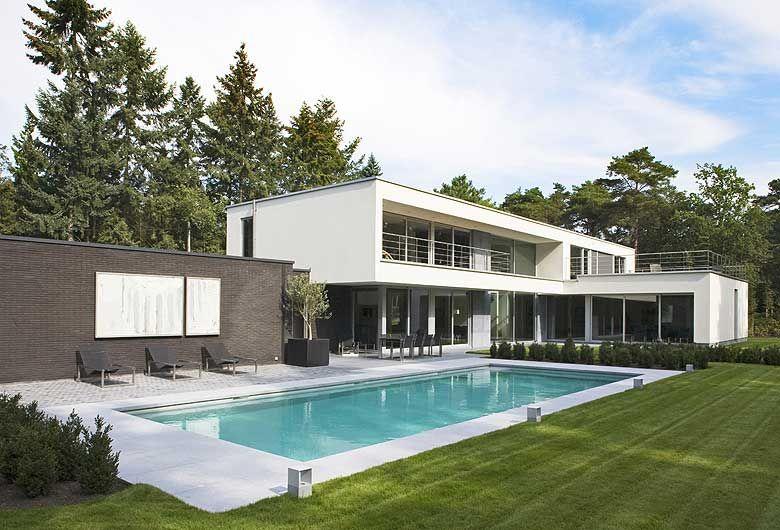schellen architecten huis 2 pinterest moderne h user architektur und einfamilienhaus. Black Bedroom Furniture Sets. Home Design Ideas