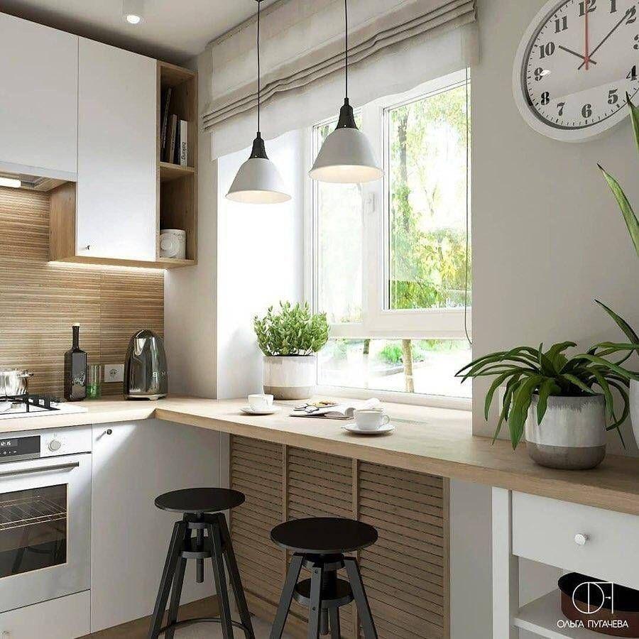 Угловые кухни с барной стойкой и холодильником - фото в интерьере смотрите на Mebel.ru