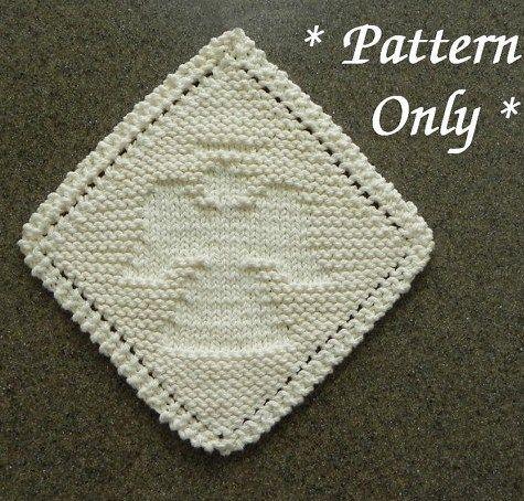 Dishcloth And Washcloth Knitting Patterns Knitting Patterns Angel