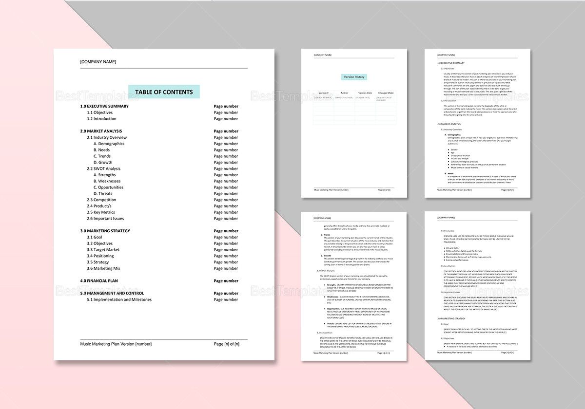 This seo marketing plan template (available in word, google docs and as a pdf) can help. Marketing Plan Template Google Docs Luxury Music Marketing Plan Template In Word Google Docs Apple Marketing Plan Template Marketing Plan Business Plan Example