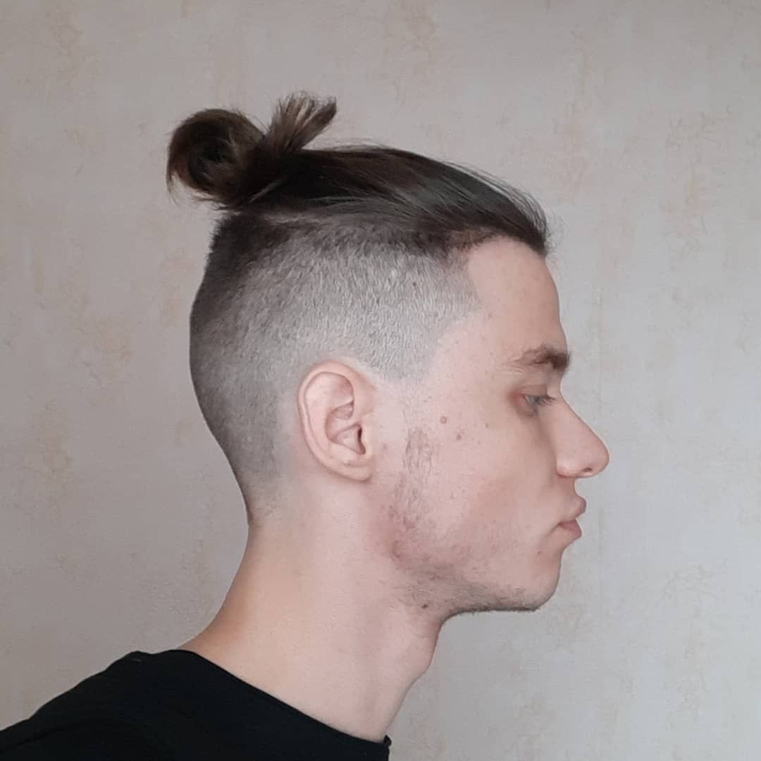 101 Men's Top Knot Haircut Ideas That You Need To Try!