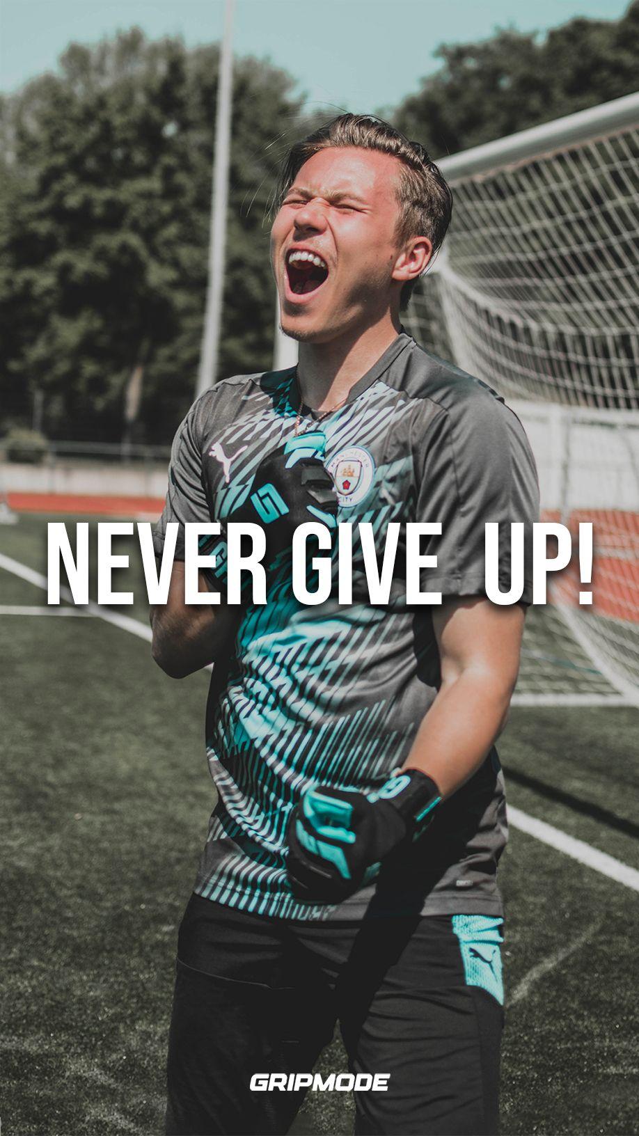 Gripmode goalkeeping in 2020 goalkeeper quotes