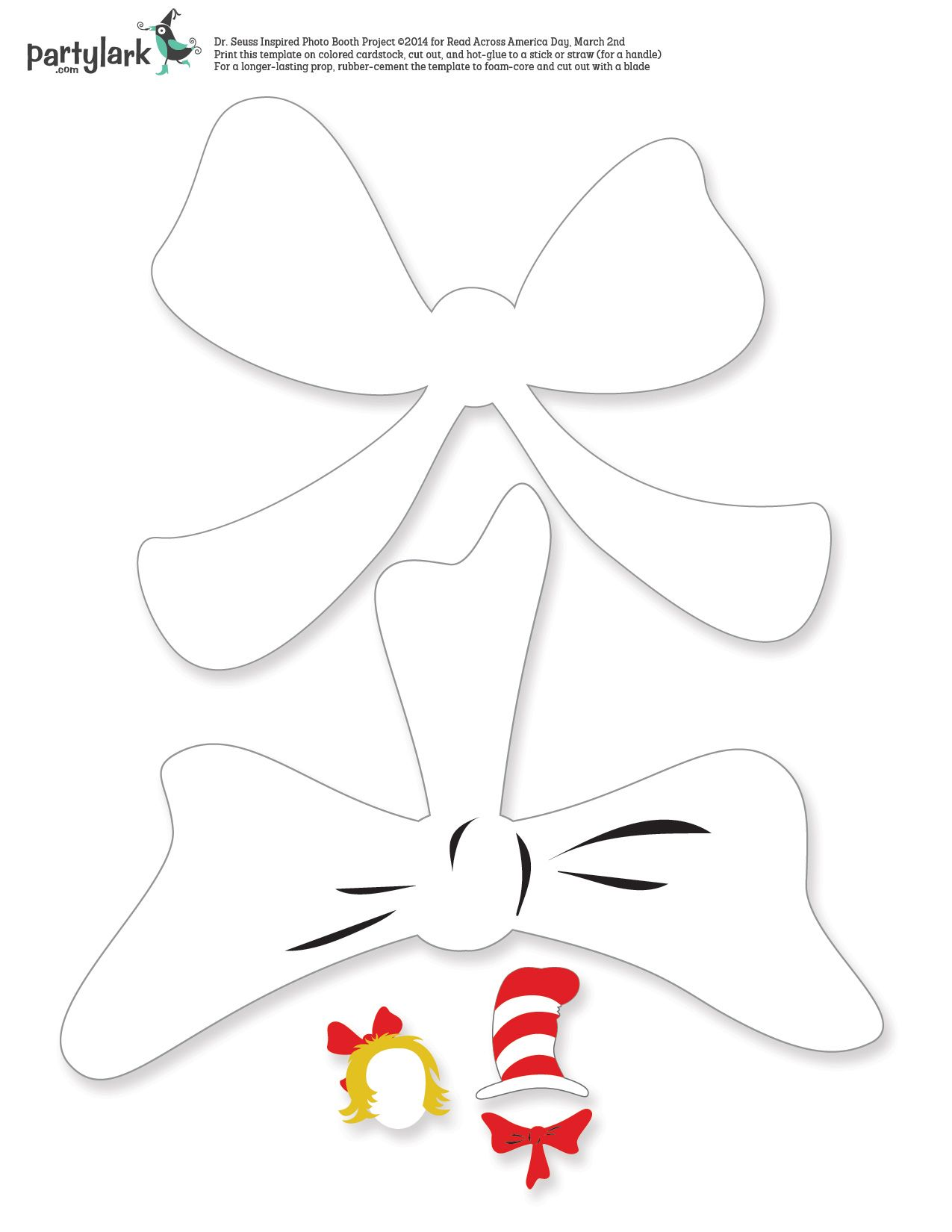 Pin By Party Lark On Partytime March Kiddos Amp Printables