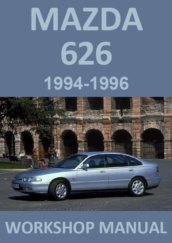 mazda 626 manual transmission