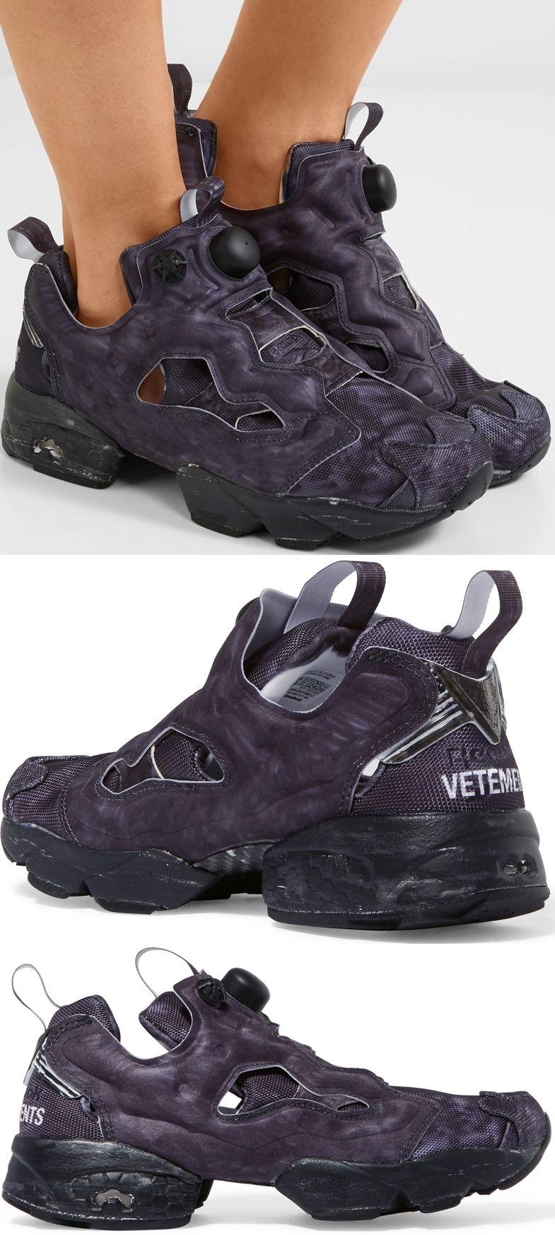 841c7677a8b Vetements calls its reinterpretation of Reebok s cult  InstaPump Fury OG   sneakers