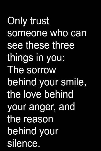 The Love Behind Your Anger Power Of Love Heartfelt Quotes
