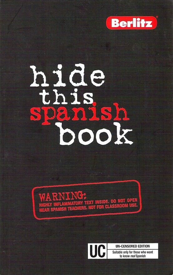 Not Really For Class But Fun Spanish Books French Books Books