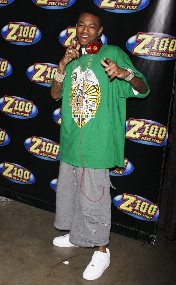 Soulja Boy Zootopia 2009 Concert 01 Jpg 618 1000 How To Wear Clothes Baggy