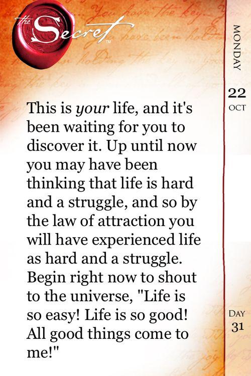 Secret Quotes : secret, quotes, Inspirational, Changing, Secret, Quotes, Attraction,, Quotes,