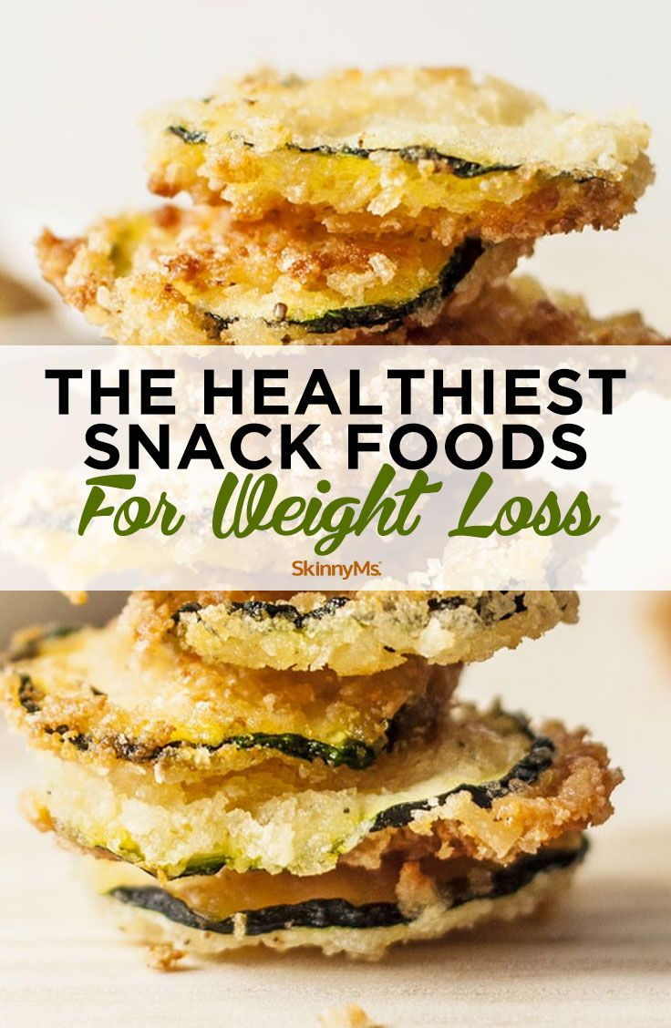 The Healthiest Snack Foods For Weight Loss images