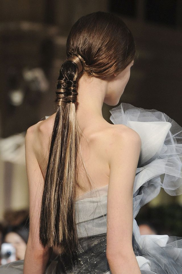 Photo of Twisted pigtails