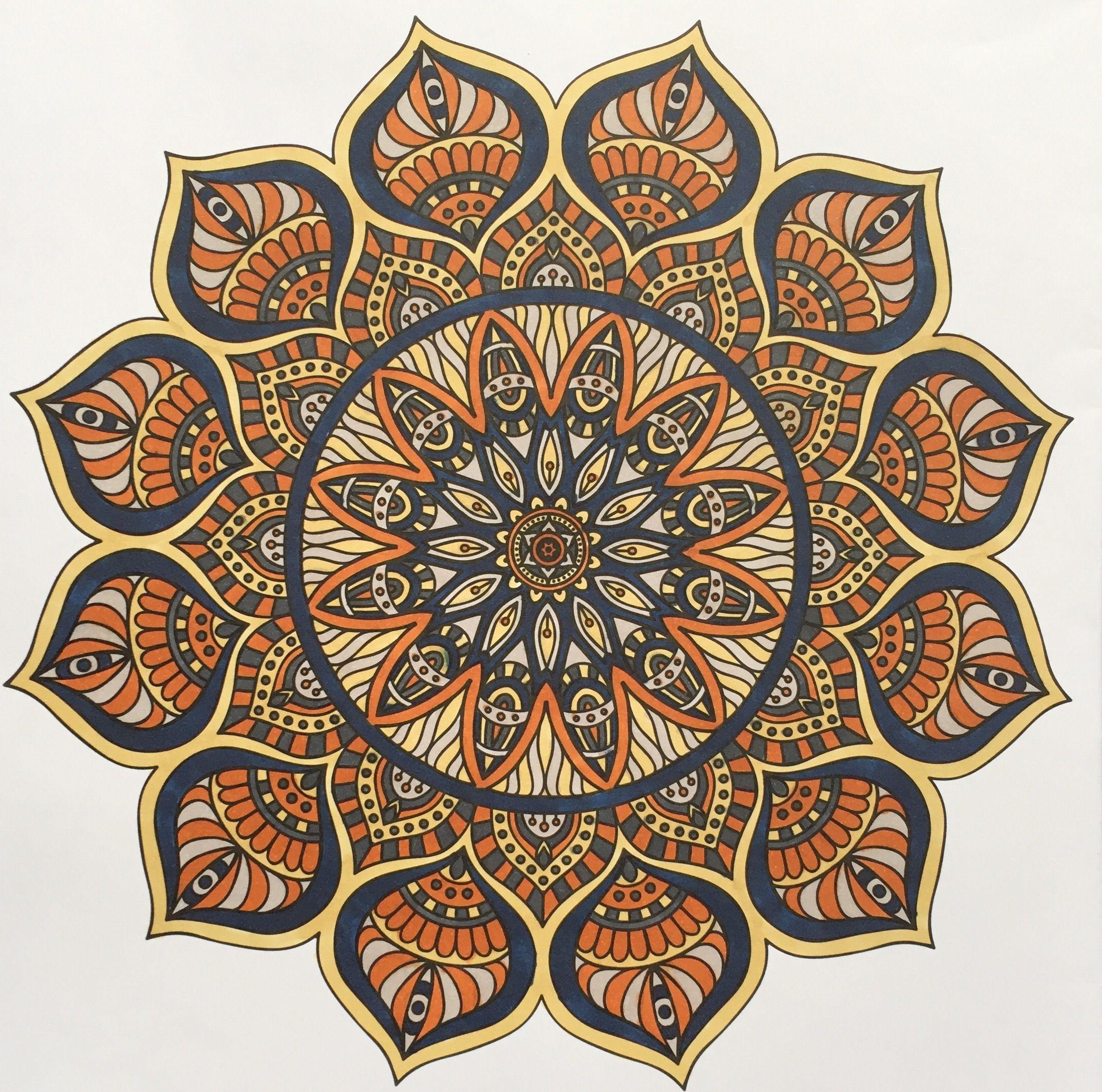 Pin de Cin Franken en Mandala by Cin | Pinterest | Mandalas