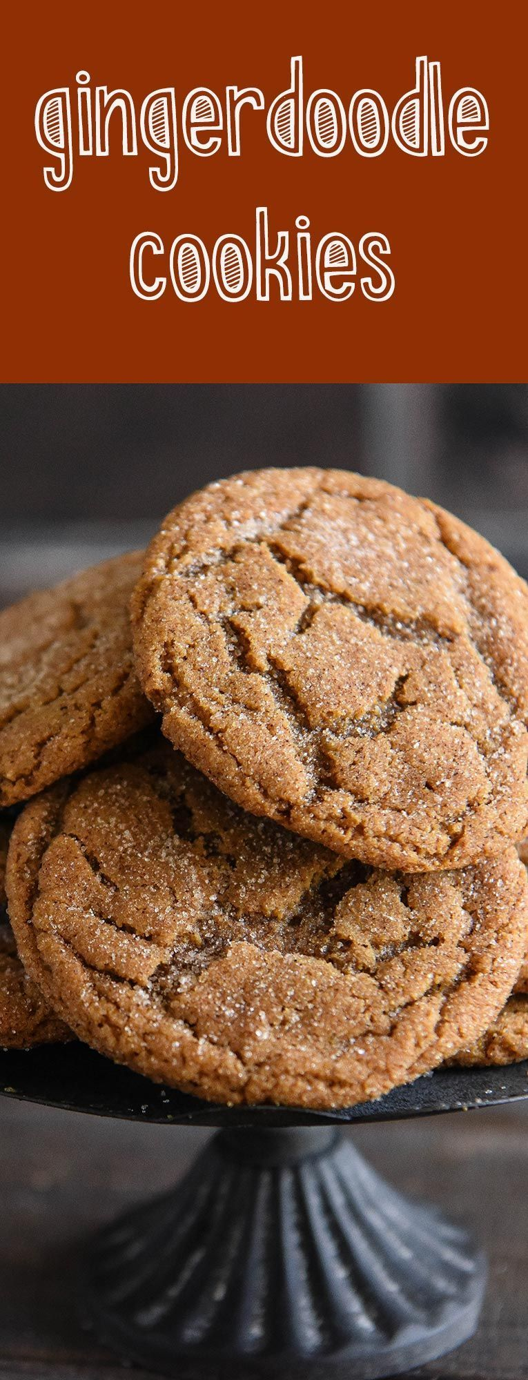 Gingerdoodle Cookies | Dixie Crystals