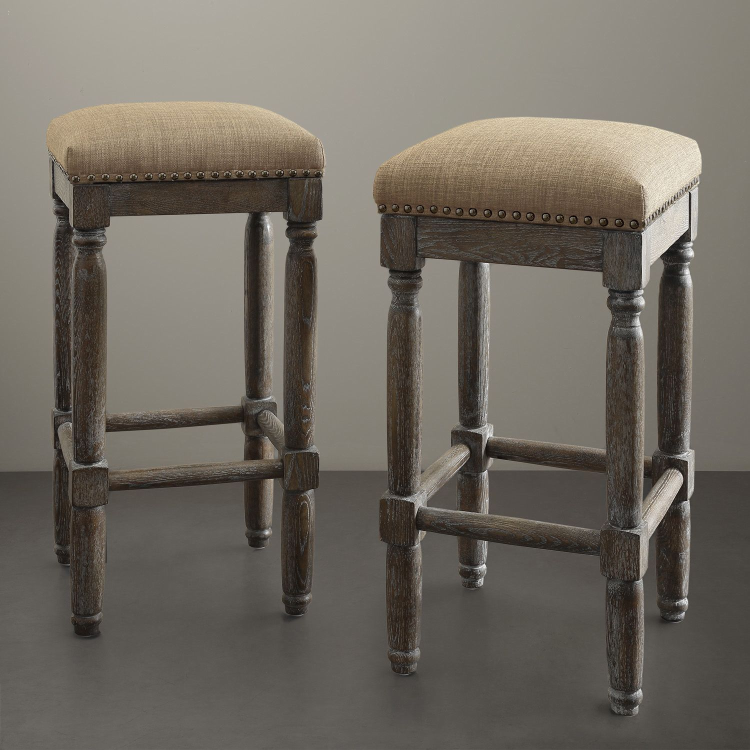 A Great Addition To Just About Any Room In The House These Renate Bar Stools
