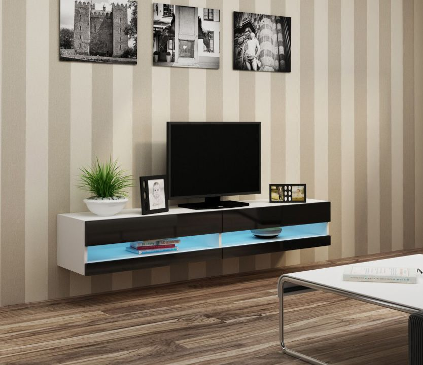 Seattle 32 Tv units, Tv stands and White tv unit