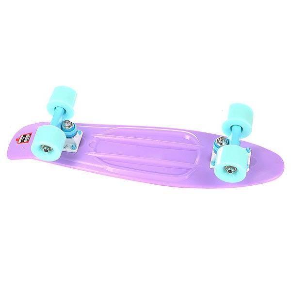 Скейт мини круизер Union Pastel Gum Purple 6 x 22.5 (57.2 см)
