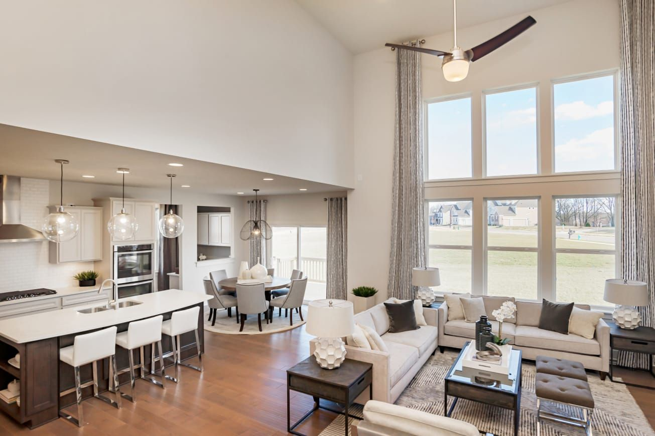 Woodside At Hidden Pines In Zionsville, Indiana | Pulte