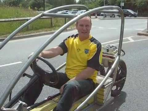 How To Make An Electric Car Or Diy Trike Electric Bike Diy Diy Electric Car Electric Bike