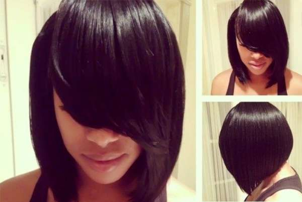 Pleasant 1000 Images About Bob Cuts 2015 On Pinterest Bob Cuts Black Short Hairstyles For Black Women Fulllsitofus