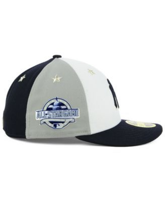 info for bbd15 c03af New Era New York Yankees All Star Game Patch Low Profile 59FIFTY Fitted Cap  2018 - Blue 7 3 8