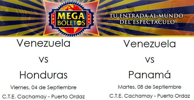 Las entradas del Venezuela-Honduras ya se venden en el estadio CTE Cachamay