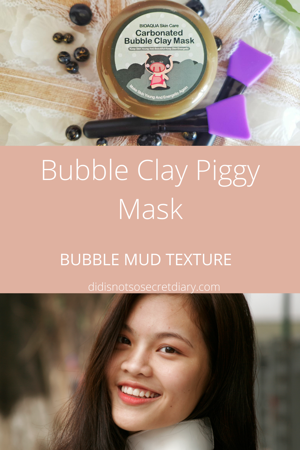 Bubble Mud Texture Clay Mask Review In 2020 Facial Masks Clear Skin Clay Masks