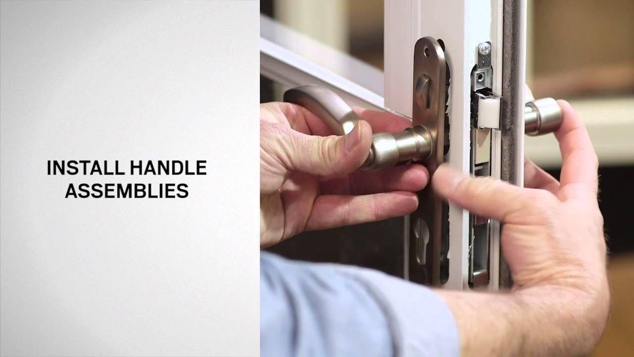 Fixing A Screen Door Handle Httpthefallguyediting