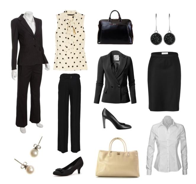 Sollicitatiekleding Vrouw Zakelijk Zakelijke kleding