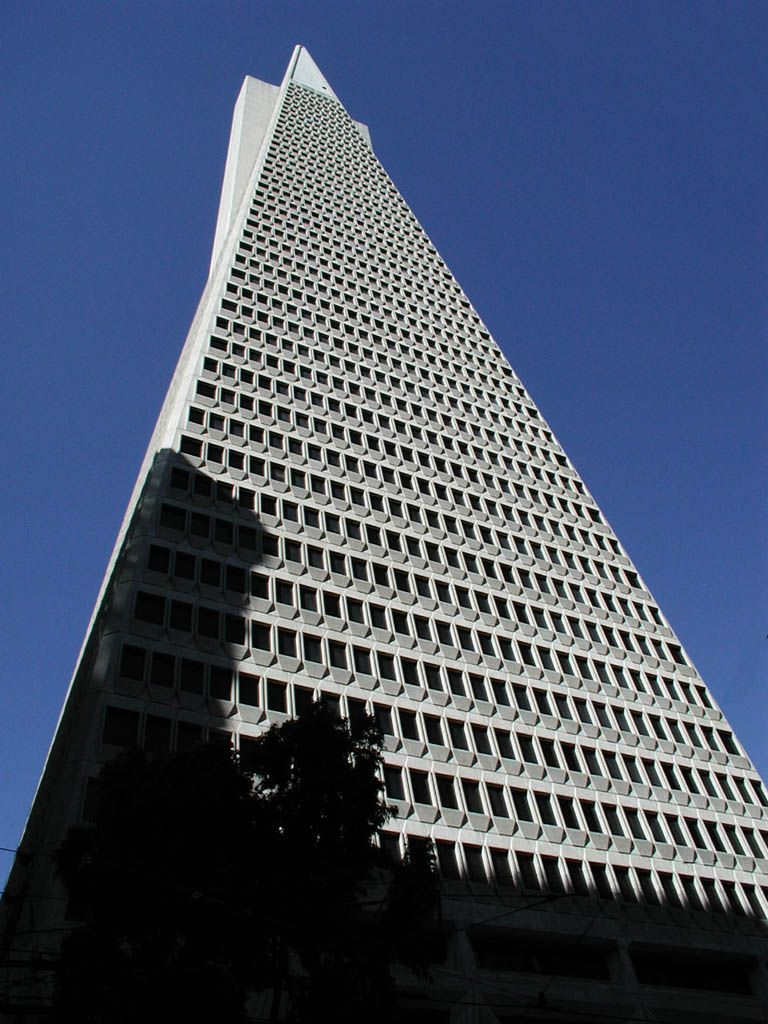 Earthquake resistant home structures transamerica pyramid for Earthquake resistant home designs