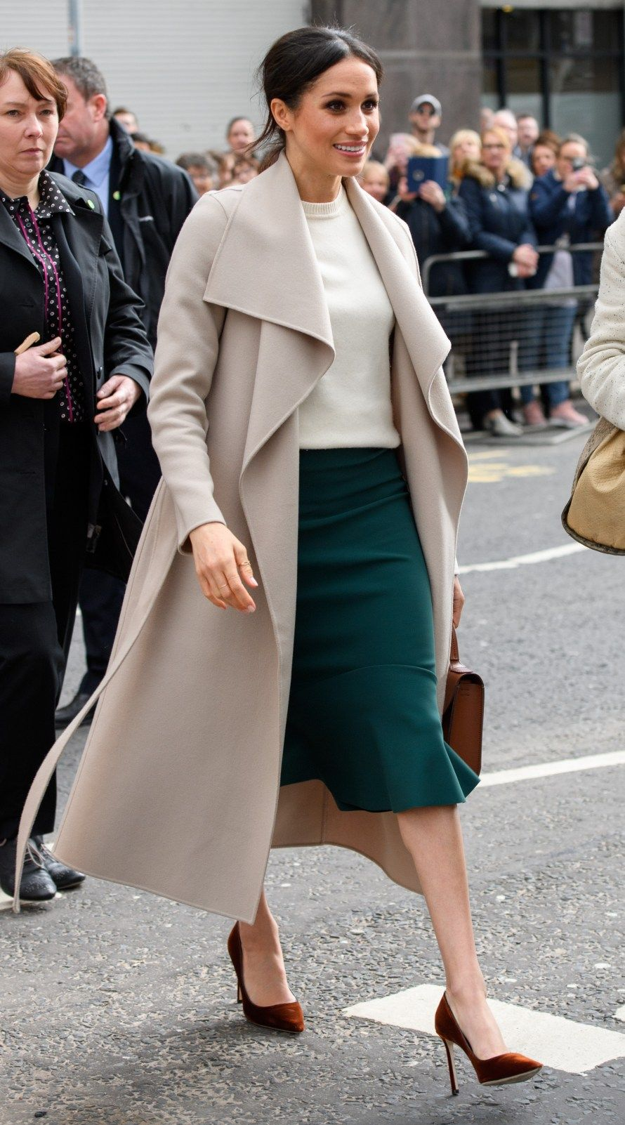 Here Are 10 Timeless & Totally Obtainable Meghan Markle Outfits