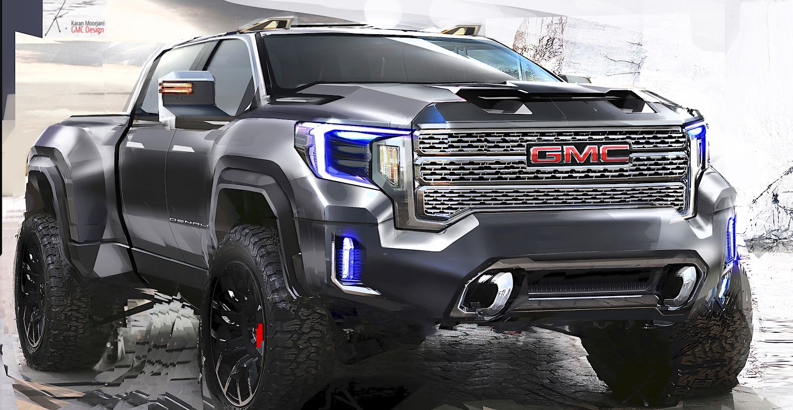 36 Best 2021 Gmc Sierra 1500 Diesel New Concept In 2020 Gmc