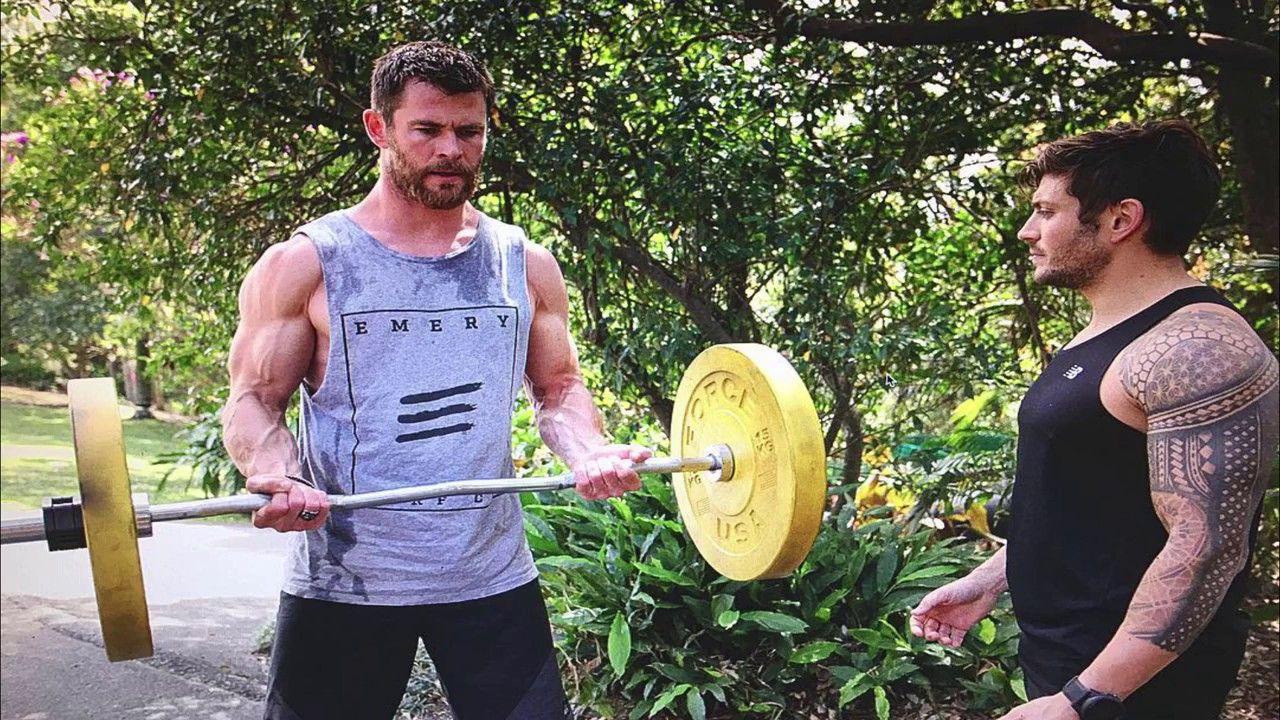 Thor Ragnarok Chris Hemsworth Workout God Mode Chris Hemsworth Workout Chris Hemsworth Chris Hemsworth Thor