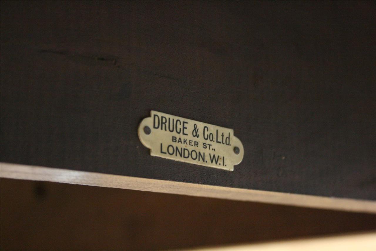 Druce Co Ltd Baker Street London Furniture Supplier