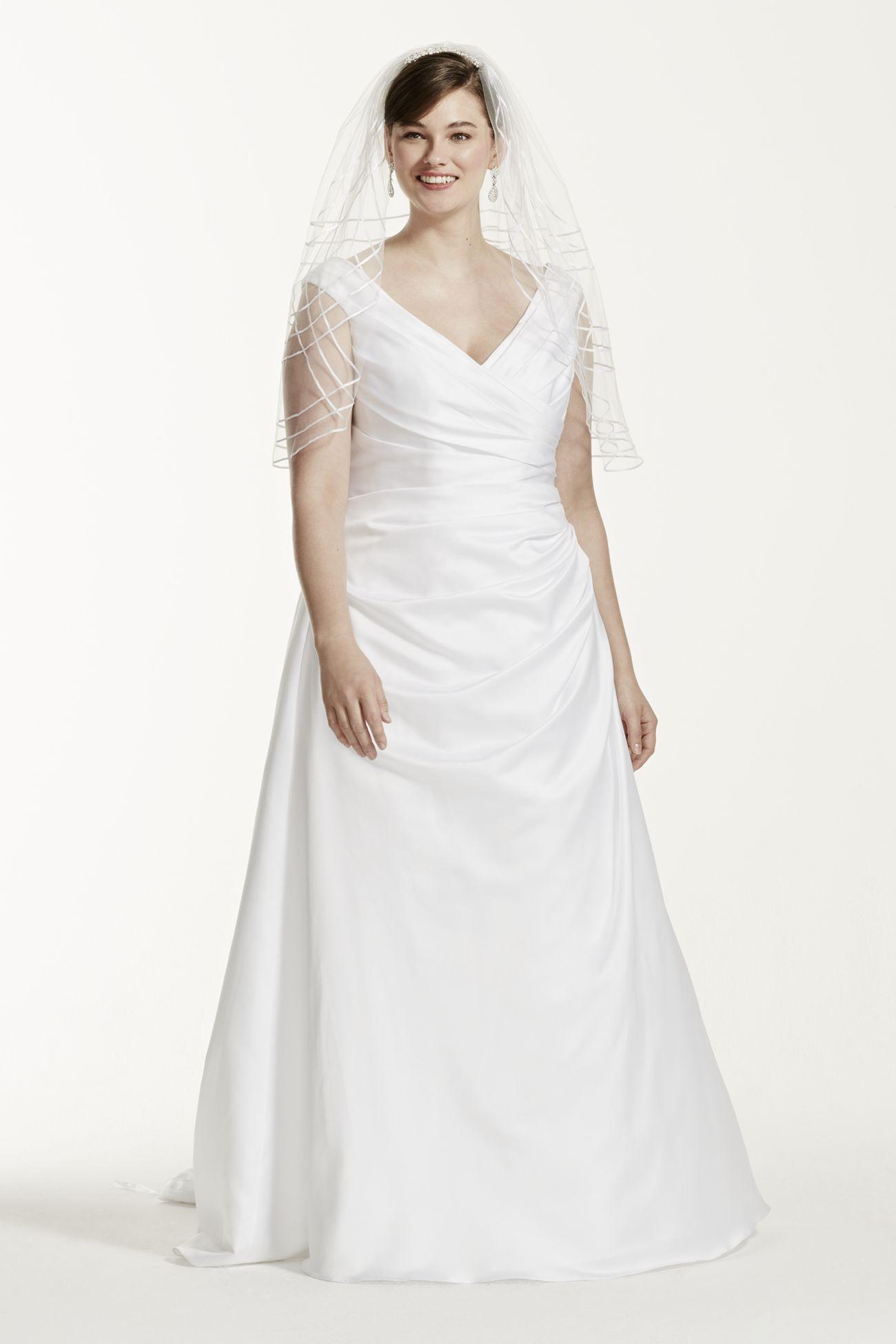 Rent wedding dress davids bridal  T  Wedding  Pinterest  Wedding bells Wedding dress and